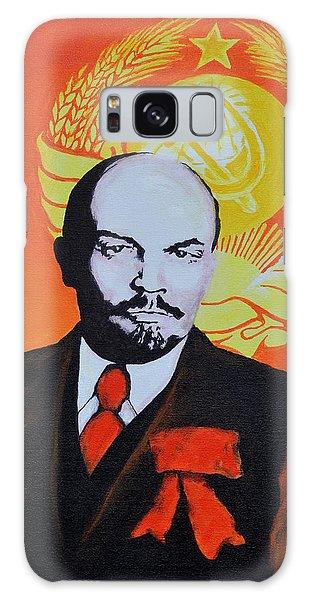 Vladimir Lenin Galaxy Case