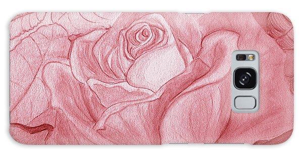 Voir La Vie En Rose Galaxy Case