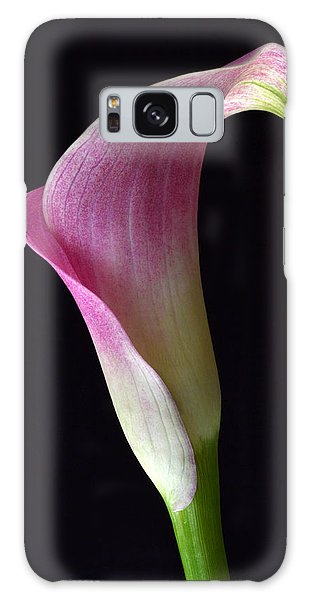 Volute Calla Galaxy Case