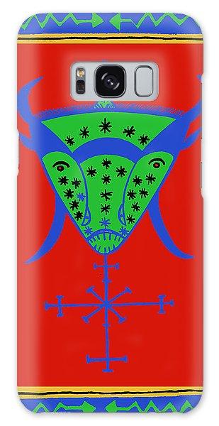 Voodoo Bosou Galaxy Case