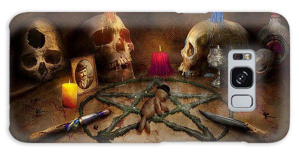 Voodoo Galaxy Case - Voodoo - The Power Of Voodoo by Mike Savad