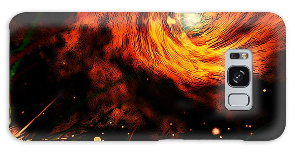 Vortex Galaxy Case by Persephone Artworks