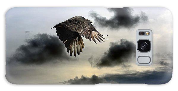 Vulture Sky Galaxy Case
