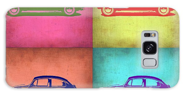 Beetle Galaxy S8 Case - Vw Beetle Pop Art 1 by Naxart Studio