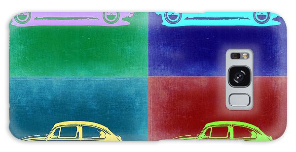 Beetle Galaxy S8 Case - Vw Beetle Pop Art 3 by Naxart Studio