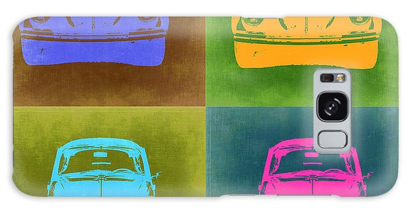 Beetle Galaxy S8 Case - Vw Beetle Pop Art 6 by Naxart Studio