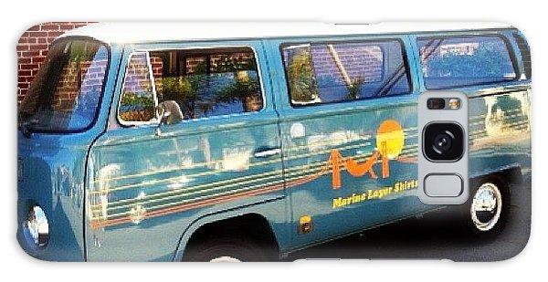 Vw Bus Galaxy Case - #vw #bus #marinelayershirts #venice by Will Haight