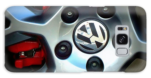 Vw Gti Wheel Galaxy Case