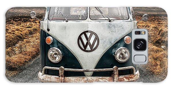 Volkswagen Galaxy Case - Vw In Glen Etive by John Farnan