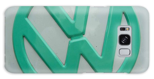 Vw Logo Galaxy Case