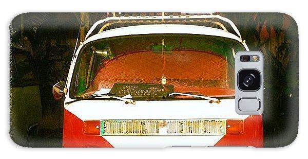 Volkswagen Galaxy Case - #vw #vwcamper #vwbus #volkswagen #retro by Georgia Fowler