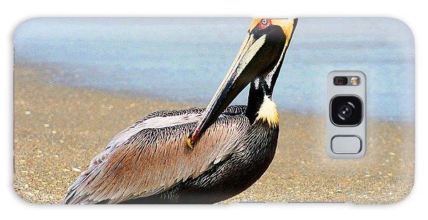 Wadding Pelican  Galaxy Case