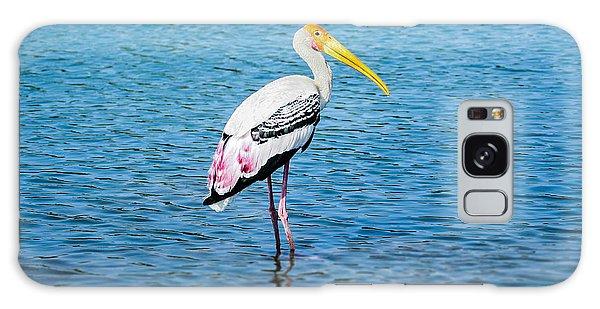 Wading Stork Galaxy Case
