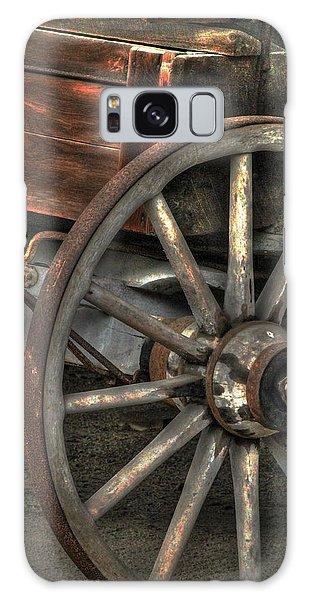 Wagonwheel Galaxy Case
