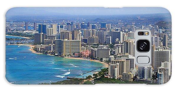 Waikiki Galaxy Case