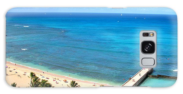 Waikiki Paradise Galaxy Case