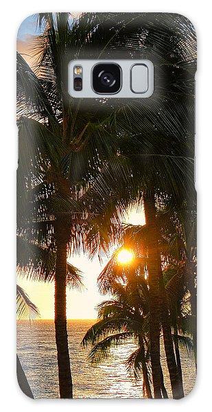 Waikoloa Palms Galaxy Case