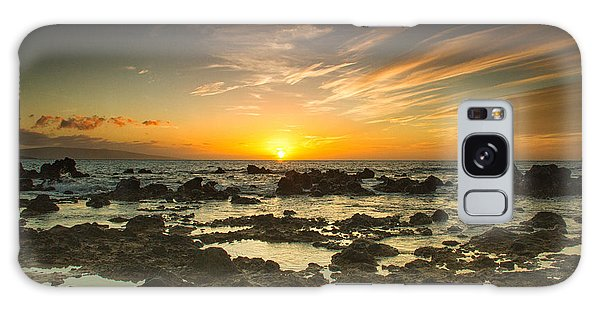 Wailea Sunset Galaxy Case