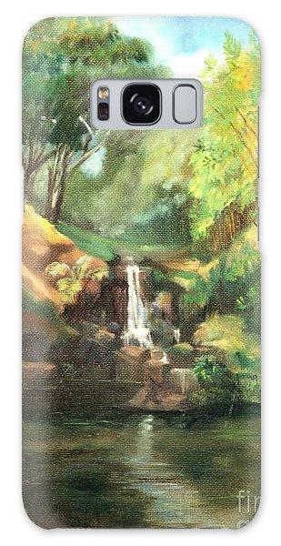 Waimea Falls Oahu Hawaii - 1970 Galaxy Case
