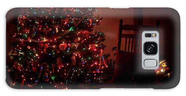 Waiting For Christmas Galaxy Case