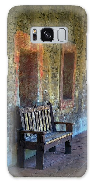 Waiting Galaxy Case by Joan Carroll
