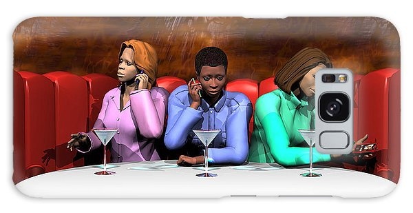 Waiting To Exhale Galaxy Case