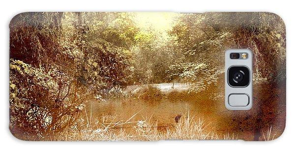 Walden Pond Galaxy Case