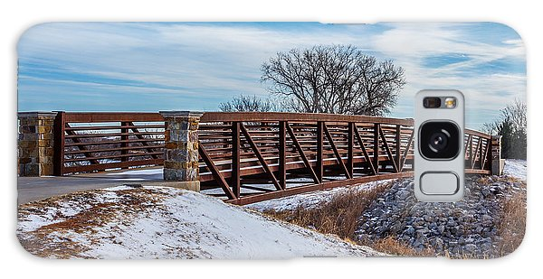 Walk Across Bridge Galaxy Case