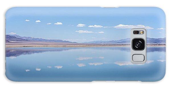 Walker Lake Mirror Galaxy Case by Jennifer Nelson