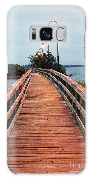 Walking Bridge Galaxy Case