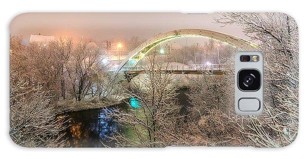 Houlton Galaxy Case - Walking Bridge Wonderland by Christopher Mills