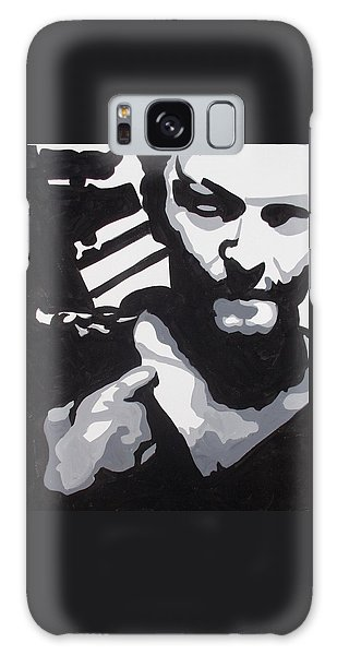 Walking Dead Daryl Close Galaxy Case