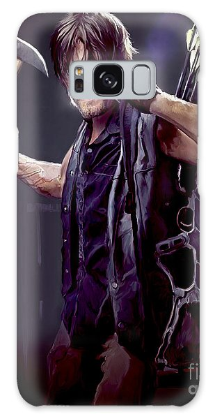 Walking Dead - Daryl Dixon Galaxy Case