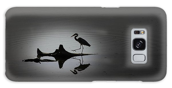 Walking On The Water Galaxy Case