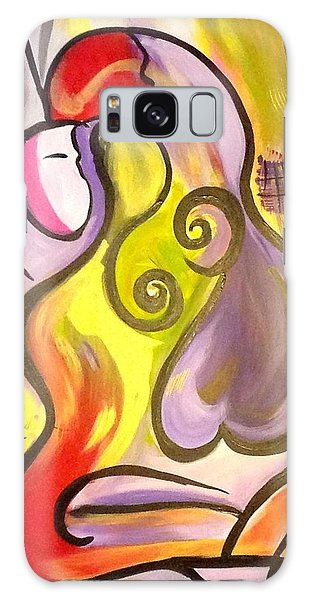 Abstract Twist Galaxy Case