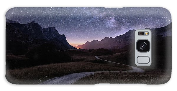 Astro Galaxy Case - Walking The Stars by Sergio Abevilla