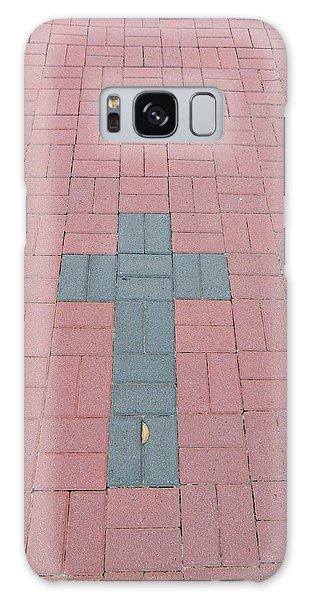 walkway of Faith Galaxy Case