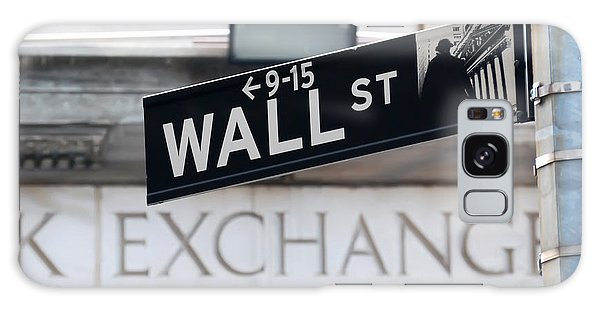 Wall Street New York Stock Exchange Galaxy Case