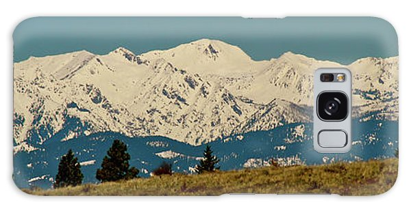Wallowa Mountains Oregon Galaxy Case