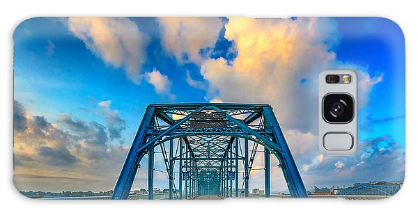 Walnut Street Walking Bridge Galaxy Case