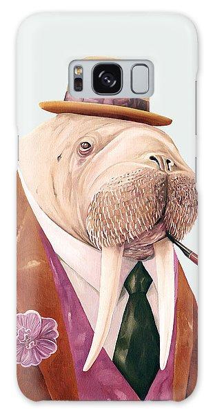 Portrait Galaxy Case - Walrus by Animal Crew