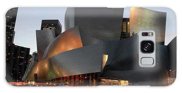 Walt Disney Concert Hall Galaxy Case - Walt Disney Concert Hall 21 by Bob Christopher