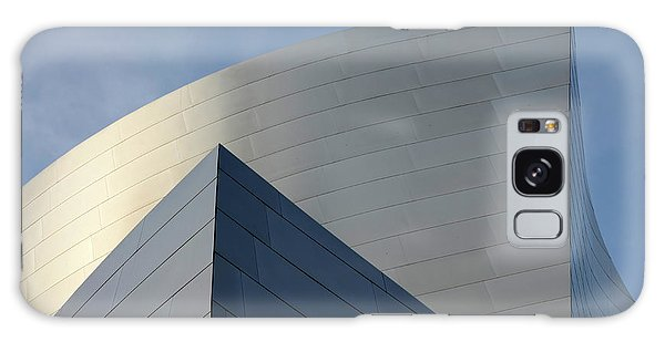 Walt Disney Concert Hall Galaxy Case - Walt Disney Concert Hall 3 by Bob Christopher