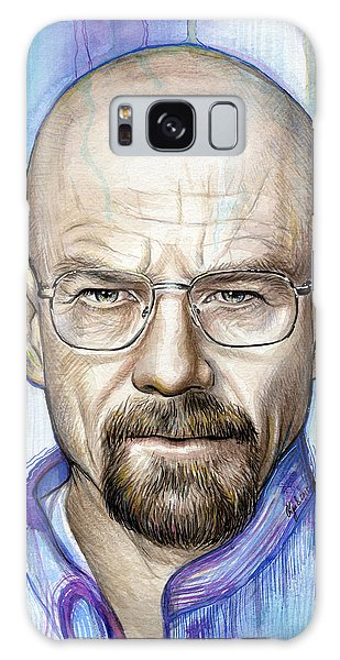 Walter White - Breaking Bad Galaxy Case