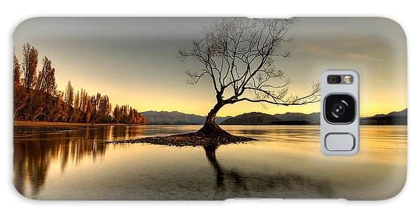 Wanaka - That Tree 1 Galaxy Case
