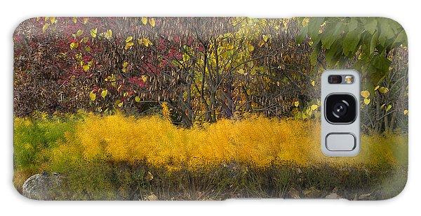 Wander Into Fall Galaxy Case by Teresa Schomig