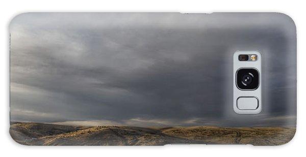 Waning Light On The Hills Of South Dakota Galaxy Case