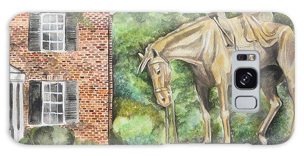 War Horse Memorial Galaxy Case