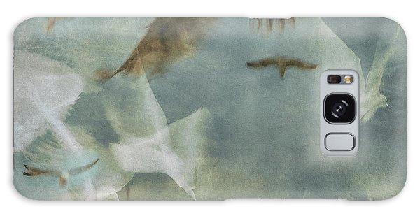 Seagulls Galaxy Case - War Zone by Gilbert Claes