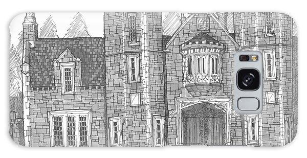 Ward Manor Bard College Galaxy Case